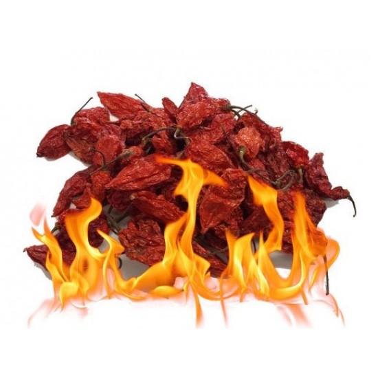 Bhut Jolokia/Τζολοκια Αποξηραμένες Καυτερές Πιπεριές. 10γρ