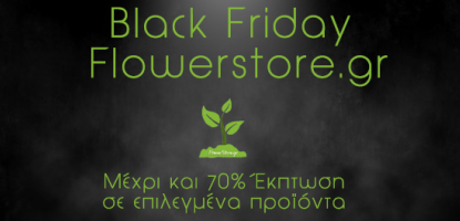 BLACK FRIDAY - FLOWERSTORE.GR
