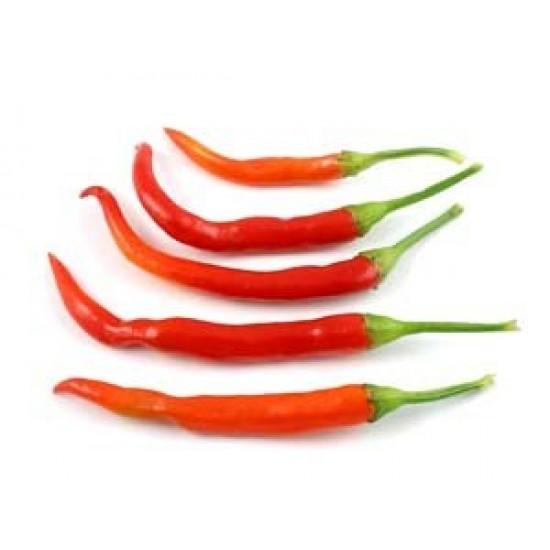 Πιπεριά Καγιέν καυτερή 25 Σπόροι (Cayenne)